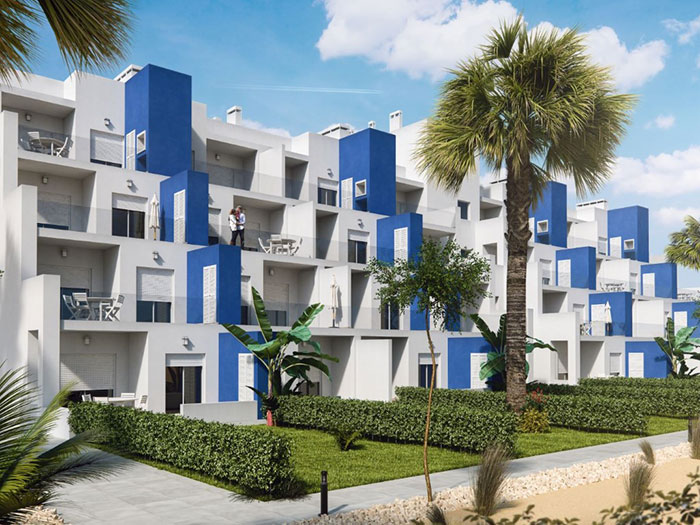 FRONTLINE GOLF APARTMENTS FROM €79,900
